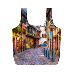 Alsace France Reusable Bag (m) by StuffOrSomething