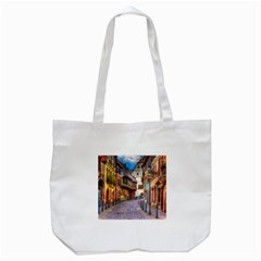 Alsace France Tote Bag (white) by StuffOrSomething