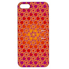 Radial Flower Apple Iphone 5 Hardshell Case With Stand by SaraThePixelPixie