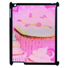 Cupcakes Covered In Sparkly Sugar Apple Ipad 2 Case (black) by StuffOrSomething