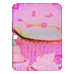 Cupcakes Covered In Sparkly Sugar Samsung Galaxy Tab 3 (10 1 ) P5200 Hardshell Case
