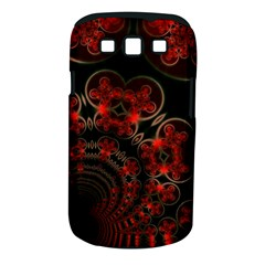 Phenomenon, Orange Gold Cosmic Explosion Samsung Galaxy S Iii Classic Hardshell Case (pc+silicone) by DianeClancy