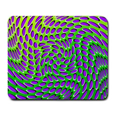 Illusion Delusion Large Mouse Pad (rectangle) by SaraThePixelPixie