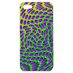 Illusion Delusion Apple Iphone 5 Hardshell Case by SaraThePixelPixie