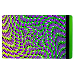 Illusion Delusion Apple Ipad 3/4 Flip Case by SaraThePixelPixie