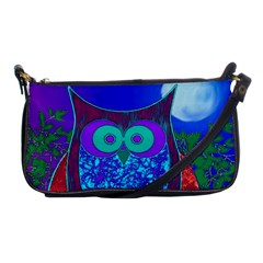 Moon Owl Evening Bag