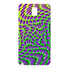 Illusion Delusion Samsung Galaxy Note 3 N9005 Hardshell Back Case by SaraThePixelPixie