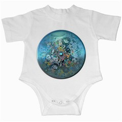 Led Zeppelin Iii Art Infant Bodysuit by SaraThePixelPixie