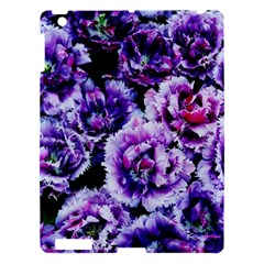 Purple Wildflowers Of Hope Apple Ipad 3/4 Hardshell Case by FunWithFibro