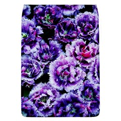 Purple Wildflowers Of Hope Removable Flap Cover (large) by FunWithFibro