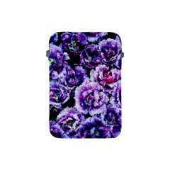 Purple Wildflowers Of Hope Apple Ipad Mini Protective Sleeve by FunWithFibro