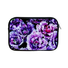 Purple Wildflowers Of Hope Apple Ipad Mini Zippered Sleeve by FunWithFibro