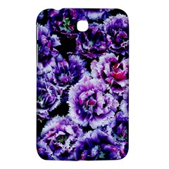 Purple Wildflowers Of Hope Samsung Galaxy Tab 3 (7 ) P3200 Hardshell Case