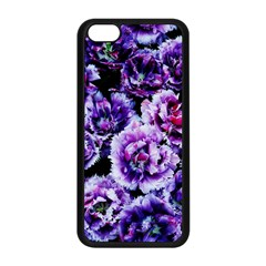 Purple Wildflowers Of Hope Apple Iphone 5c Seamless Case (black) by FunWithFibro