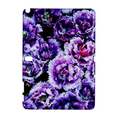 Purple Wildflowers Of Hope Samsung Galaxy Note 10 1 (p600) Hardshell Case by FunWithFibro