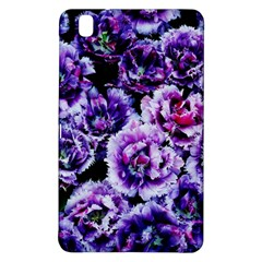 Purple Wildflowers Of Hope Samsung Galaxy Tab Pro 8 4 Hardshell Case by FunWithFibro