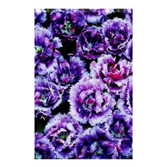 Purple Wildflowers Of Hope Shower Curtain 48  X 72  (small) by FunWithFibro