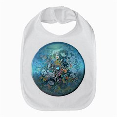 Led Zeppelin Iii Art Bib by SaraThePixelPixie
