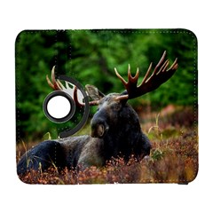 Majestic Moose Samsung Galaxy S  Iii Flip 360 Case by StuffOrSomething