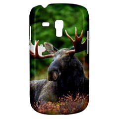 Majestic Moose Samsung Galaxy S3 Mini I8190 Hardshell Case by StuffOrSomething