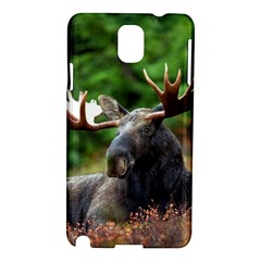Majestic Moose Samsung Galaxy Note 3 N9005 Hardshell Case by StuffOrSomething