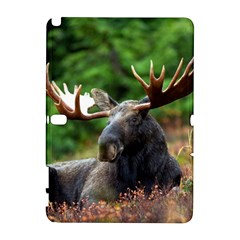 Majestic Moose Samsung Galaxy Note 10 1 (p600) Hardshell Case by StuffOrSomething