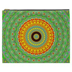 Mandala Cosmetic Bag (xxxl) by Siebenhuehner