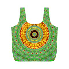 Mandala Reusable Bag (m) by Siebenhuehner
