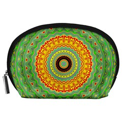 Mandala Accessory Pouch (large) by Siebenhuehner