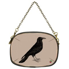Raven Chain Purse (one Side)