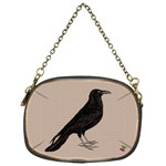Raven Chain Purse (One Side) Front
