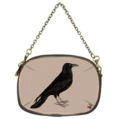 Raven Chain Purse (two Sided)