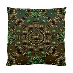 Japanese Garden Cushion Case (two Sided)  by dflcprints