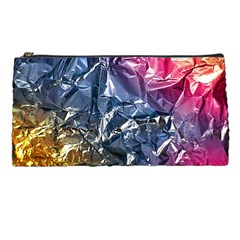 Texture   Rainbow Foil By Dori Stock Pencil Case by TheWowFactor