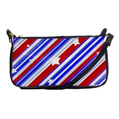 American Motif Evening Bag by dflcprints
