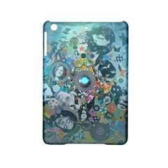 Led Zeppelin Iii Digital Art Apple Ipad Mini 2 Hardshell Case by SaraThePixelPixie