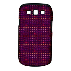 Funky Retro Pattern Samsung Galaxy S Iii Classic Hardshell Case (pc+silicone) by SaraThePixelPixie