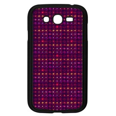 Funky Retro Pattern Samsung Galaxy Grand Duos I9082 Case (black)