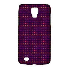 Funky Retro Pattern Samsung Galaxy S4 Active (i9295) Hardshell Case by SaraThePixelPixie
