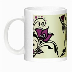 Awareness Flower Glow In The Dark Mug by FunWithFibro