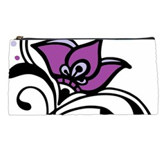 Awareness Flower Pencil Case by FunWithFibro