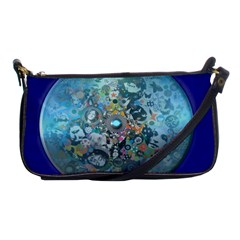 Led Zeppelin Iii Art Evening Bag