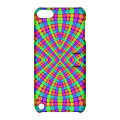 Many Circles Apple Ipod Touch 5 Hardshell Case With Stand