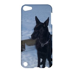 Snowy Gsd Apple Ipod Touch 5 Hardshell Case by StuffOrSomething