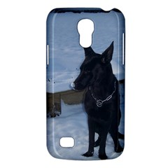 Snowy Gsd Samsung Galaxy S4 Mini (gt I9190) Hardshell Case  by StuffOrSomething