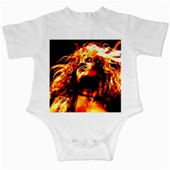 Golden God Infant Bodysuit by SaraThePixelPixie