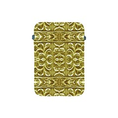 Gold Plated Ornament Apple Ipad Mini Protective Sleeve by dflcprints