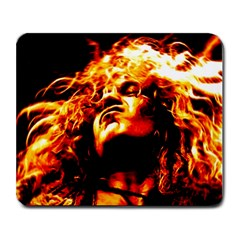 Golden God Large Mouse Pad (rectangle) by SaraThePixelPixie
