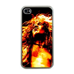 Golden God Apple Iphone 4 Case (clear) by SaraThePixelPixie