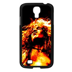 Golden God Samsung Galaxy S4 I9500/ I9505 Case (black) by SaraThePixelPixie